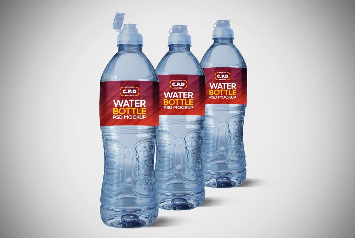 Download Free Water Bottle Mockup Download Freebie Mockups Pixelsdesign Net Bottle Mockup Water Bottle Free Free Packaging Mockup