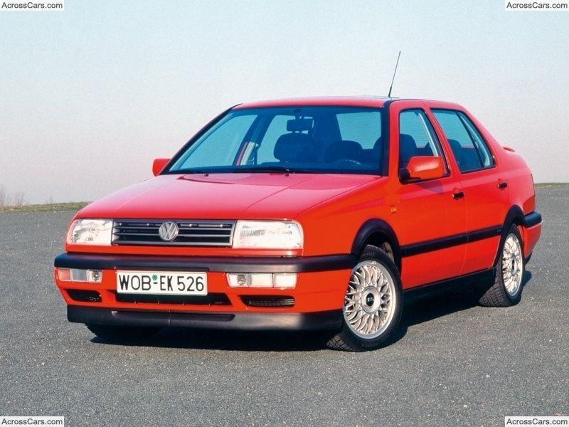 Volkswagen Vento 1992 Volkswagen Auto Concept Cars