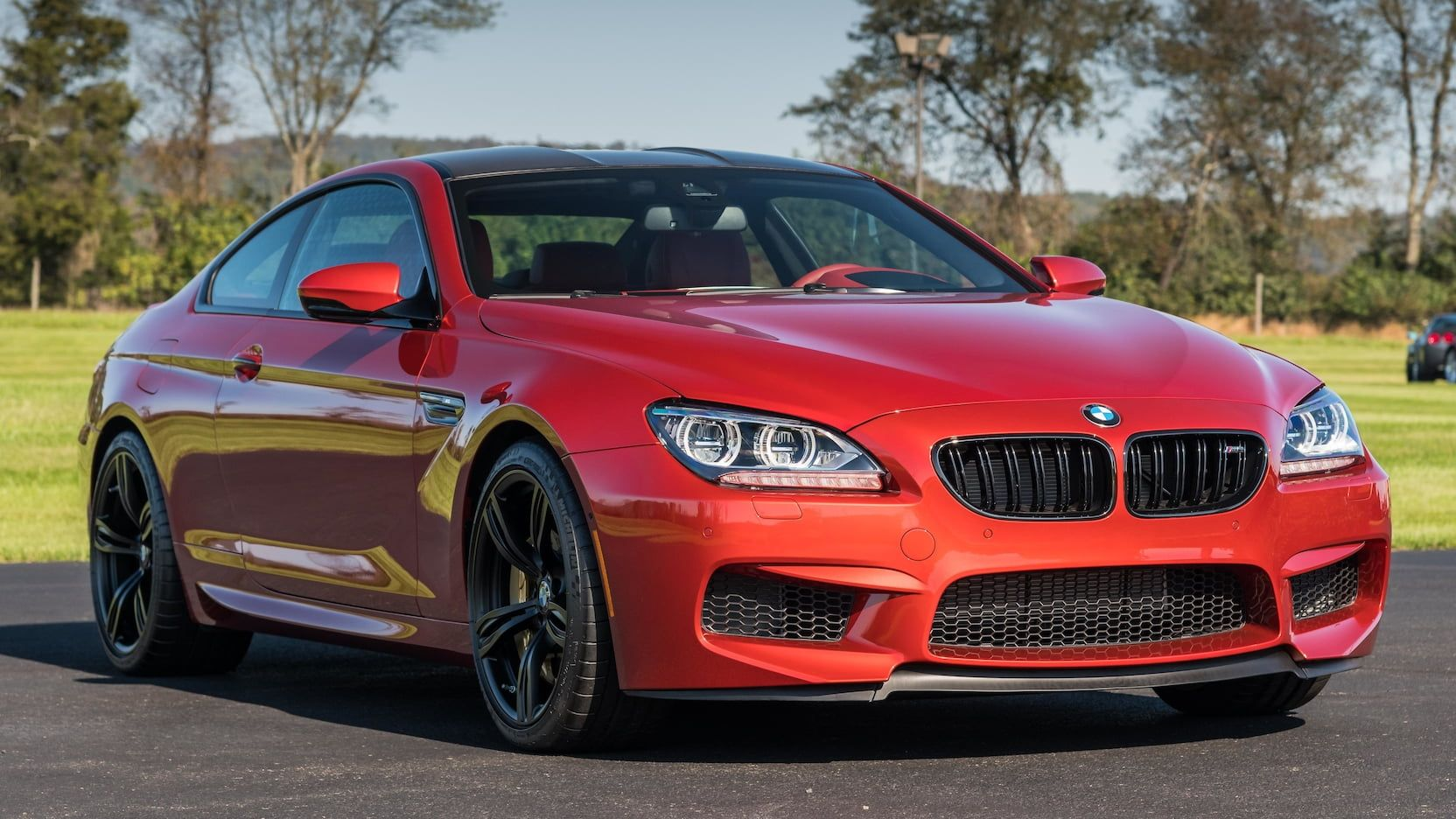 2014 Bmw M6 Coupe Presented As Lot S116 At Kissimmee Fl Bmw M6
