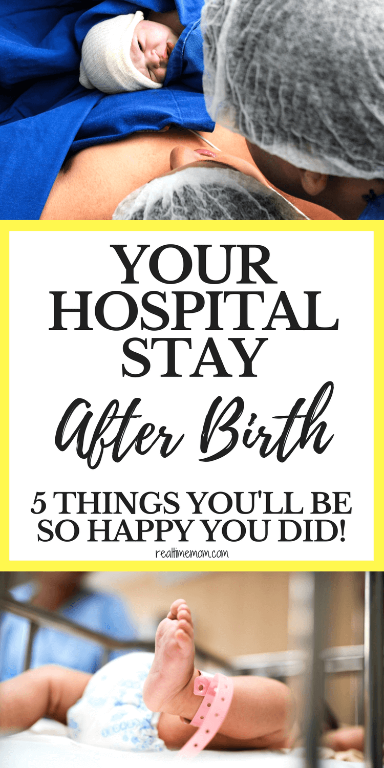 Italian Boy Name: 5 Things I'm Happy I Did During My Hospital Stay After