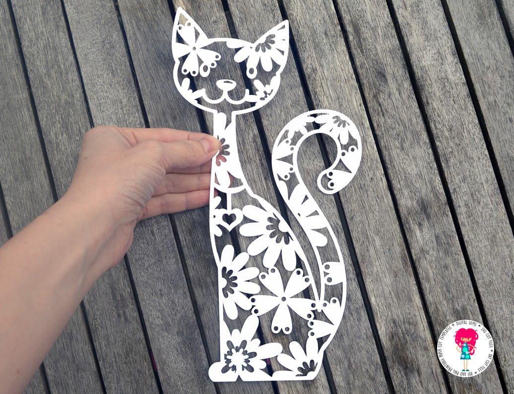 Cat And Dog Svg Cut File