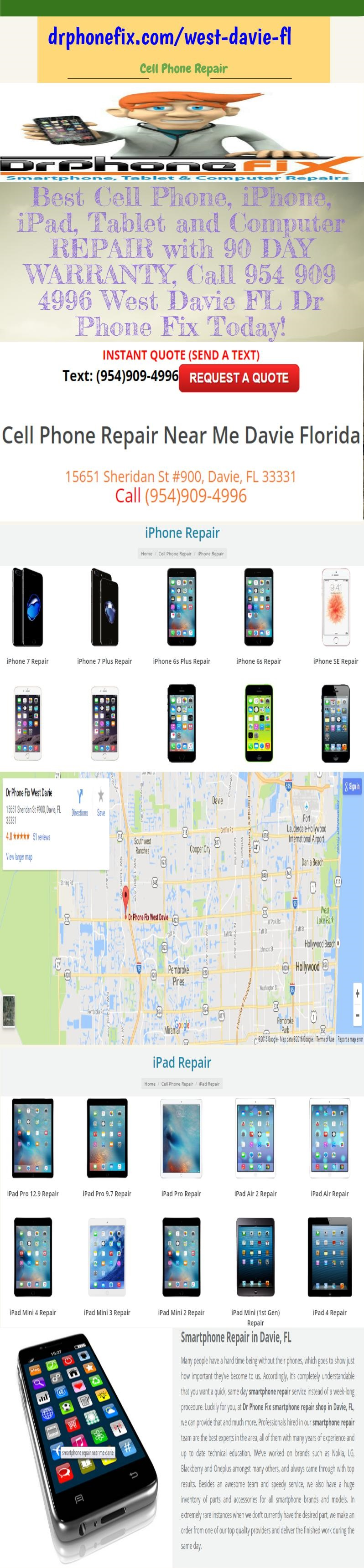 Davie Florida Map.Pin By Dr Phone Fix West Davie Florida On Dr Phone Fix West Davie