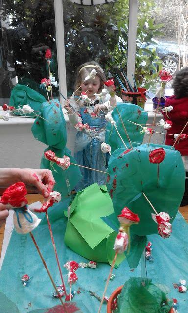 Creative Ardagh: Midir and Etain in Wonderland