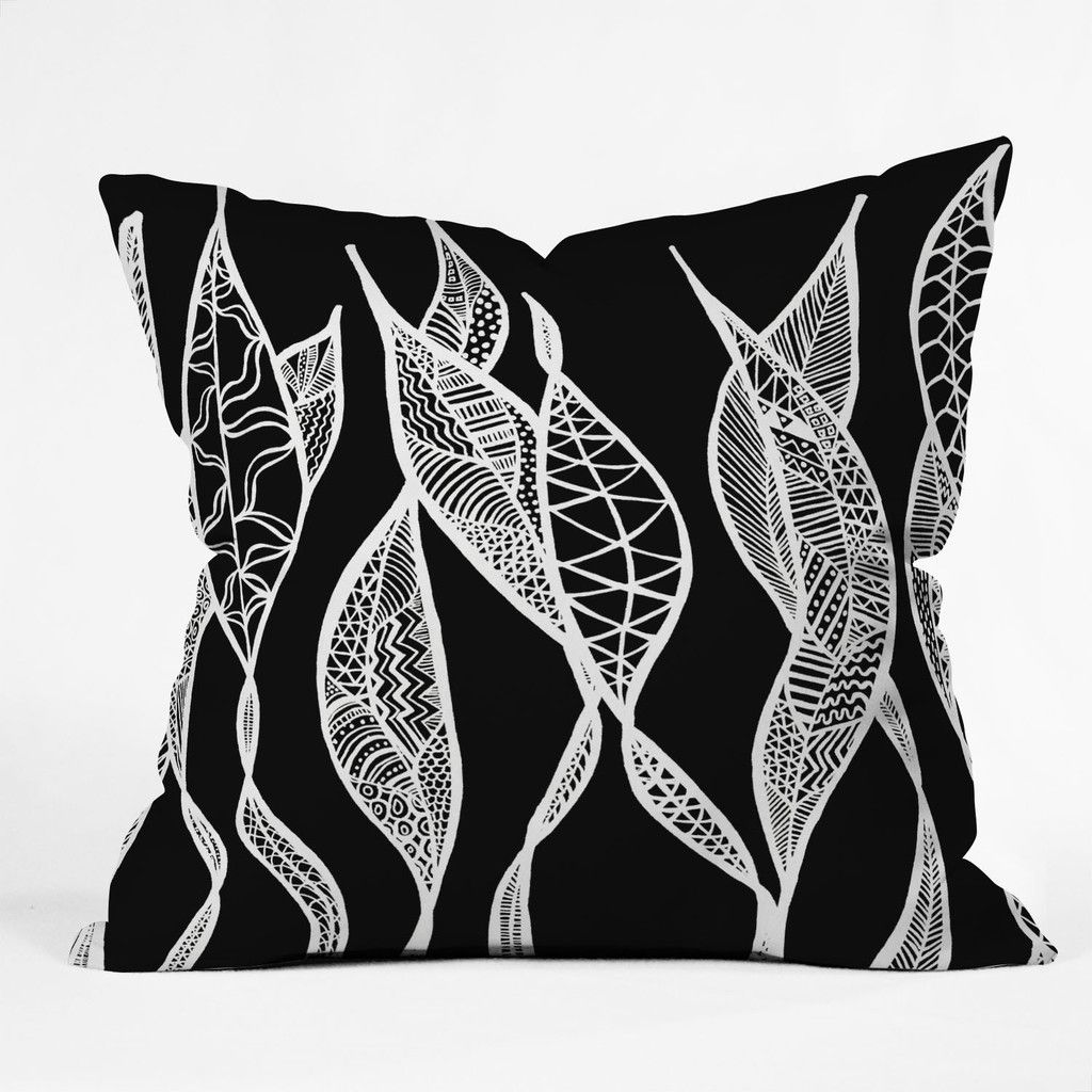 Lisa argyropoulos sway throw pillow throw pillows lisa and pillows