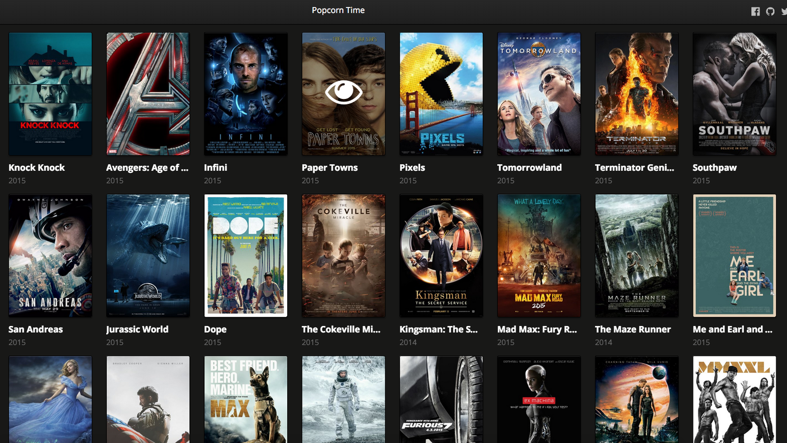 movie streaming service by Tim!!!