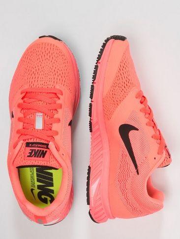 Nike Performance Zoom Fly 2 Obuwie Do Biegania Stabilnosc Hot Lava Black Lava Glow Fashyou Pl Sport Fashion Sneakers Nike Nike