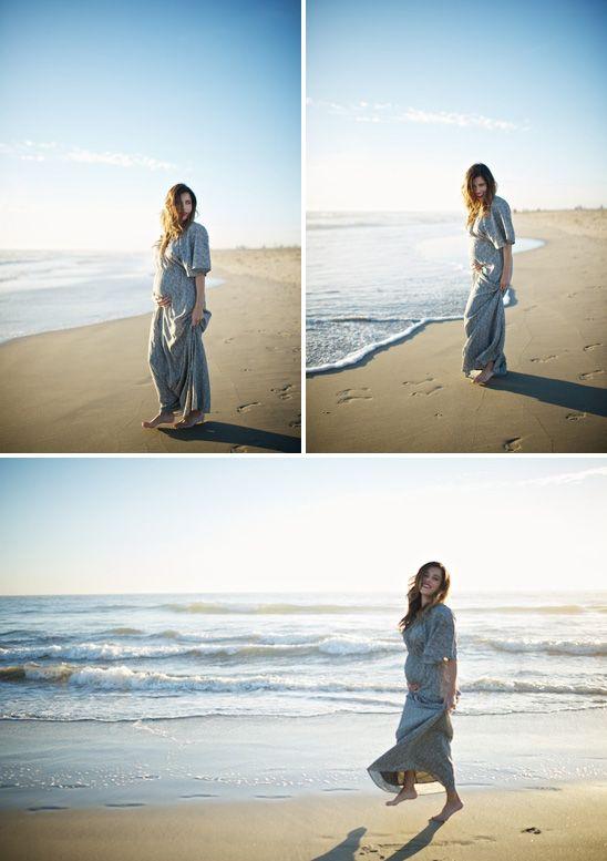 Newport Beach Couple Maternity Session so beautiful