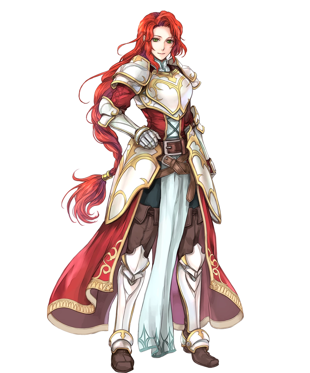 Titania Fire Emblem Heroes Gamepress Characters To Cosplay