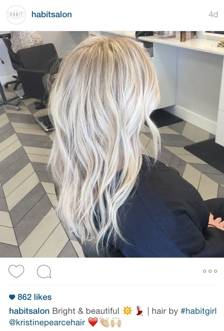 Ice blonde with ash perfection hair ideas pinterest ice blonde