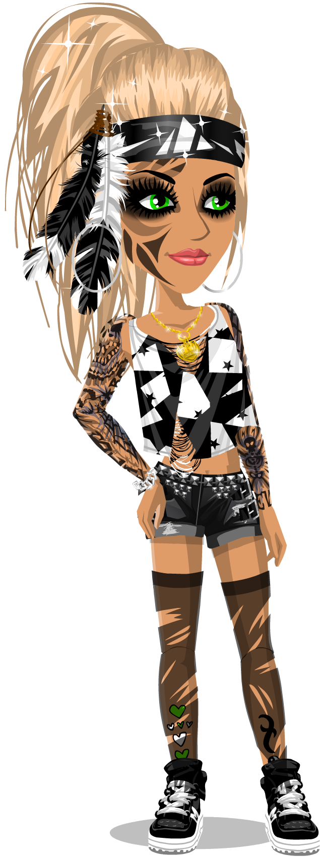~ Outfit #24 vip | Moviestarplanet | Pinterest | Vip and Movie star planet
