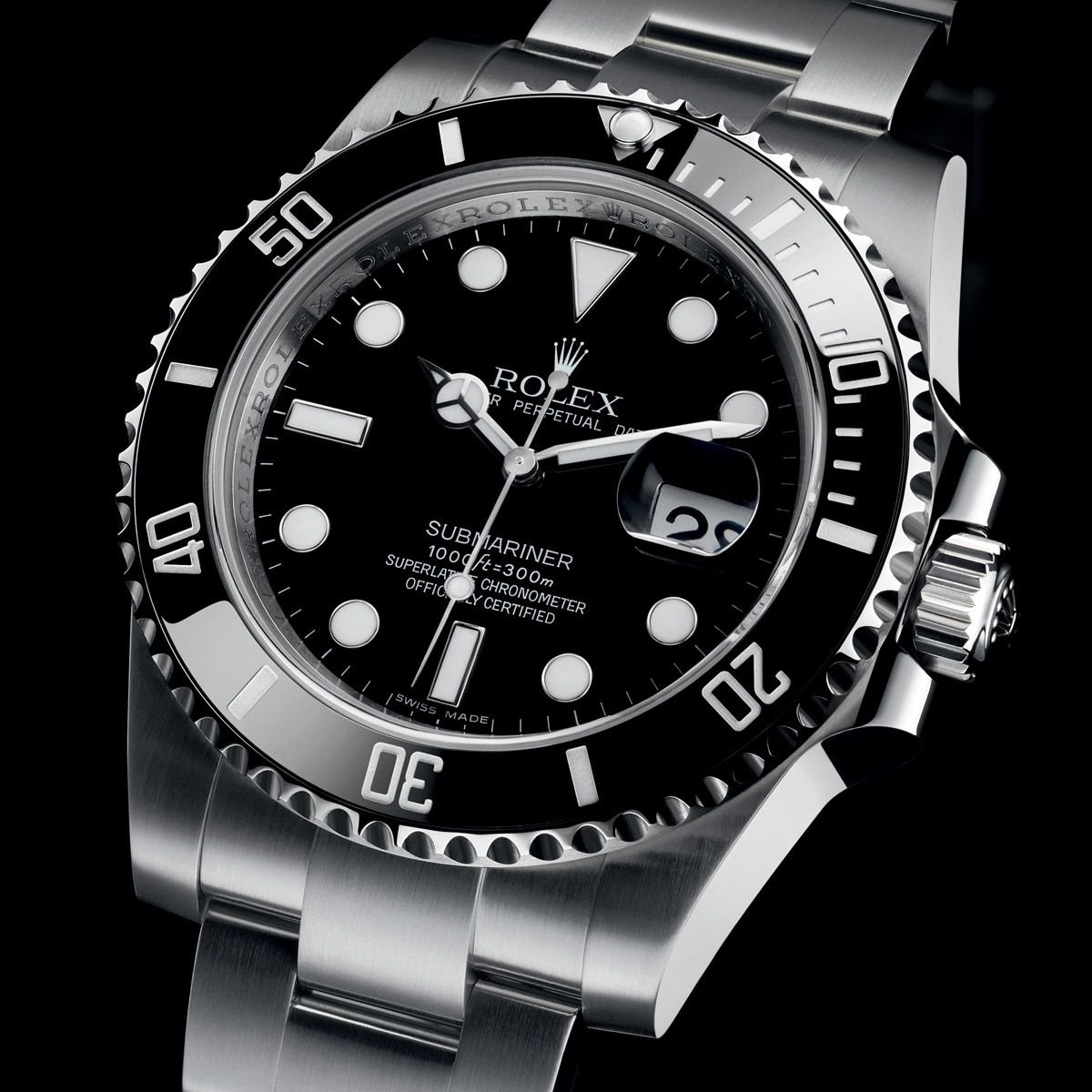 acefce42757 The Watch Quote  Photo - Rolex Oyster Perpetual Submariner Date ...