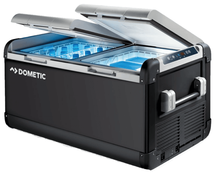 Dometic CFX95DZ dual zone portable refrigerator