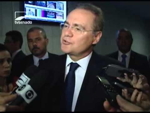 Partidos deverão entrar com representação contra Delcídio, afirma Renan