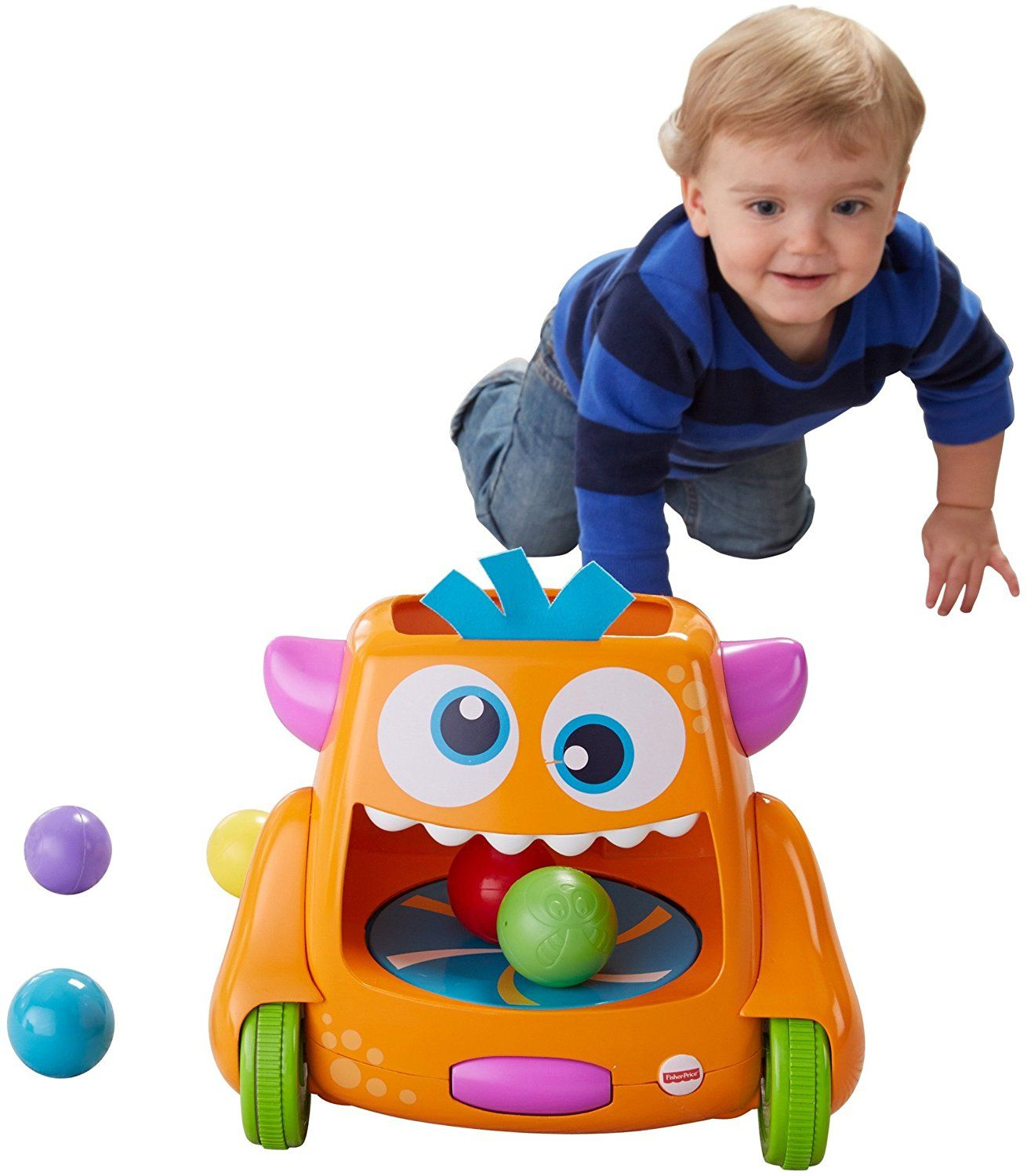 fisher price zoom n crawl monster at hisandherwishlistcom best hot new toys for christmas and birthday gift ideas for kids
