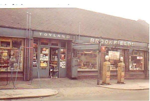 Brookfields Trentham Road Stoke On Trent Old Photos My Home