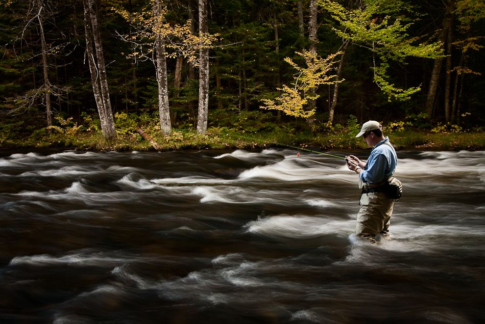Art soul of fly fishing kurt budliger photography for Fly fishing art