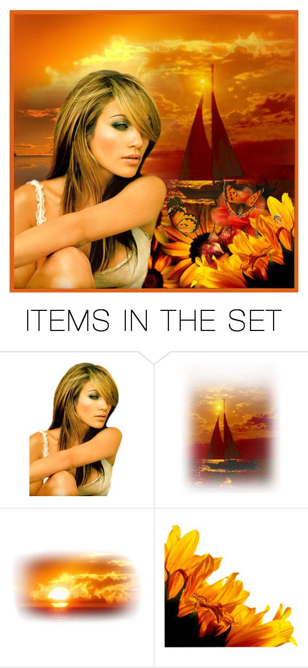 """""""J.Lo (Orange! - Contest!)"""" by asia-12 ❤ liked on Polyvore featuring art"""