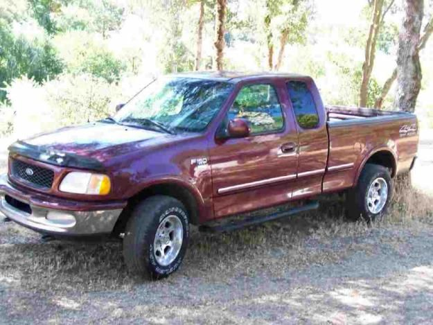 1998 Ford F150 I Really Love This Model Of F150 Body Style And