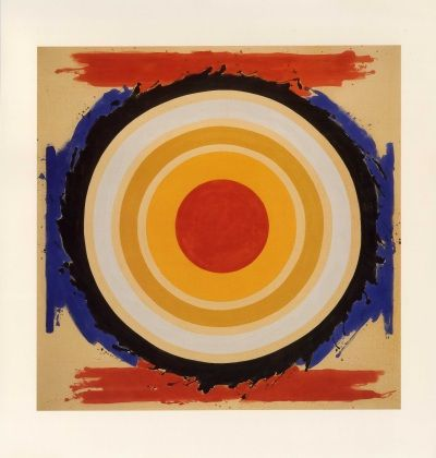 Kenneth Noland - Circle