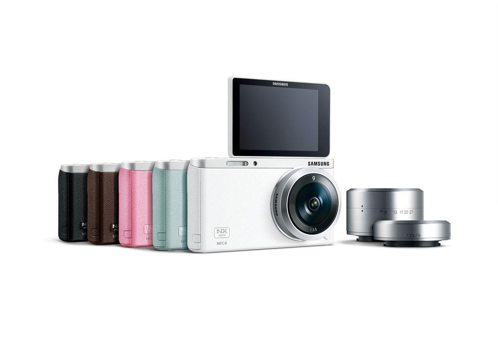 """Samsung NX mini: ora ufficiale la fotocamera da 20.5MP ideale per i """"selfies"""" - http://www.tecnoandroid.it/samsung-nx-mini-ora-ufficiale-la-fotocamera-da-20-5mp-ideale-per-i-selfies/"""