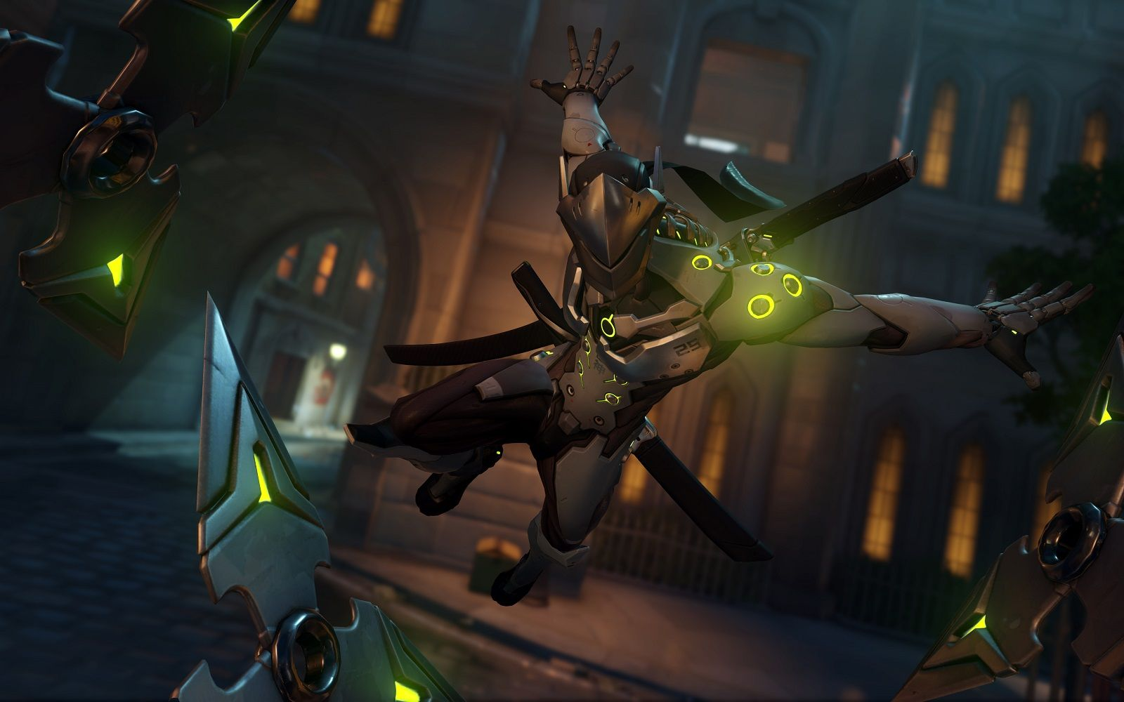 Photo Collection 44 Genji Overwatch Hd