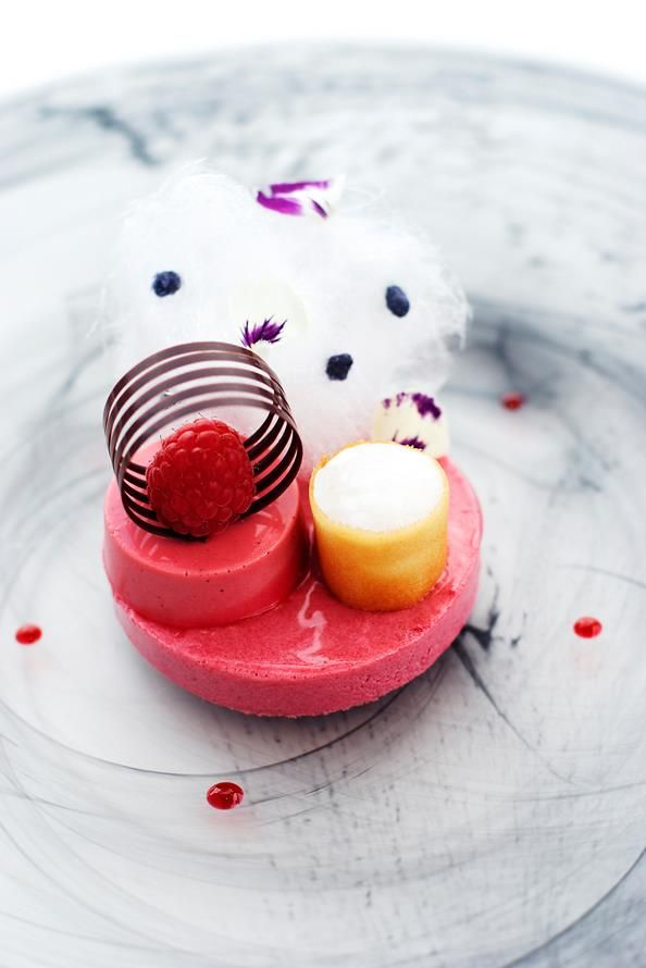 Pastry design by Daniel Roos -- Chef Talk
