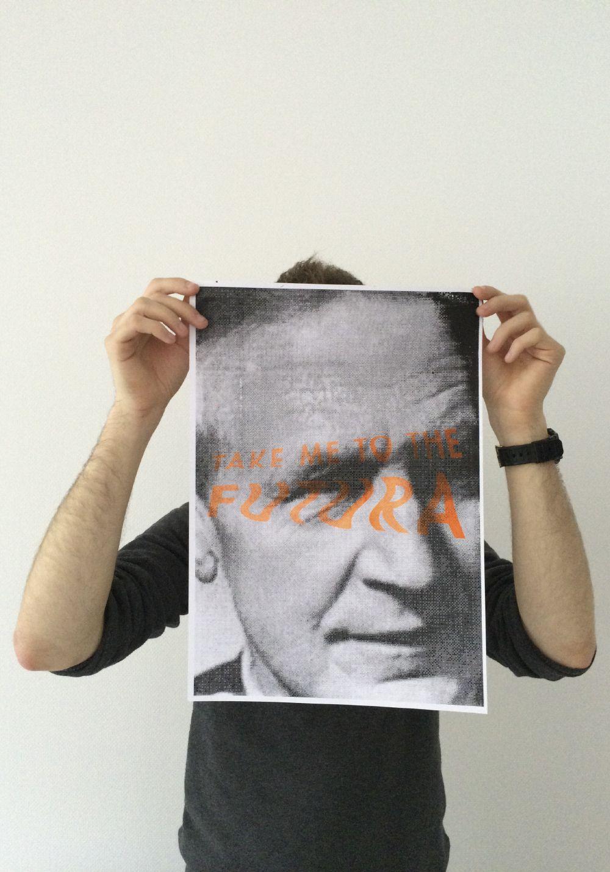 Take me to the Futura Print | ik ben ijsthee