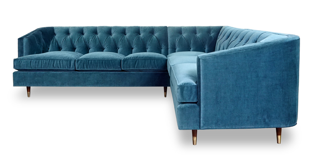 Chesterfields Sofa Armchairs Sectionals Ottomans Made In Usa Leather And Fabric Roger Chris In 2020 Classic Chesterfield Sofa Sofa Chesterfield Sofa