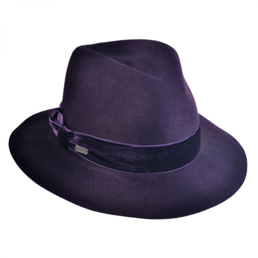 6f31b4b8be7 Izette Fedora Hat  VillageHatShop