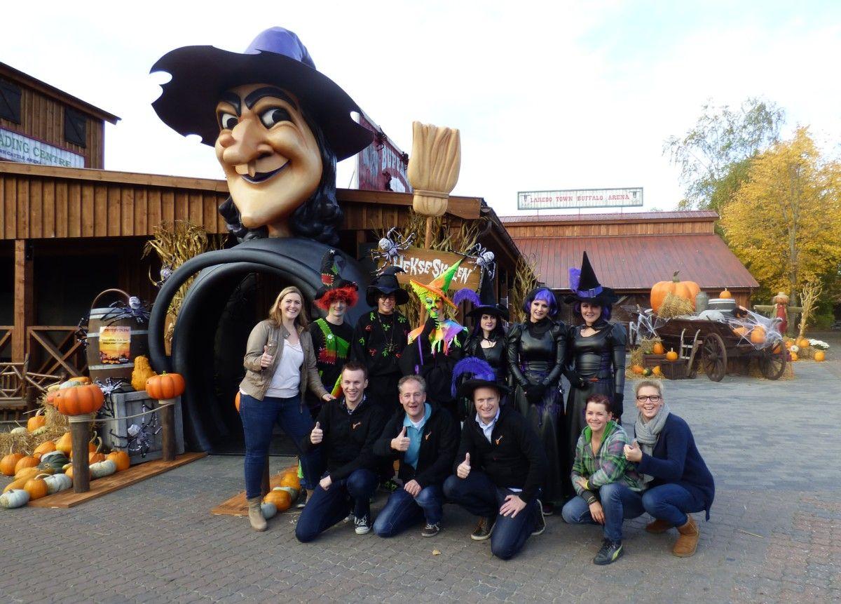 #Jora Entertainment Creates #Halloween Haunted House at #Djurs #Sommerland #joravision