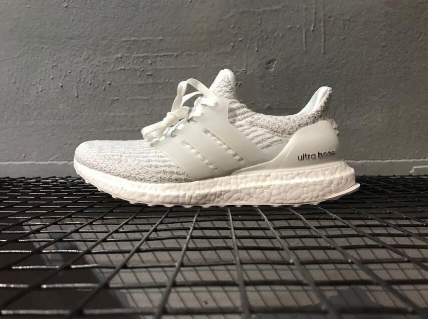 14dabd9298044 Best Price Authentic Women Adidas Ultra Boost 3.0 Real Boost White AQ8841  for Online Sale 01