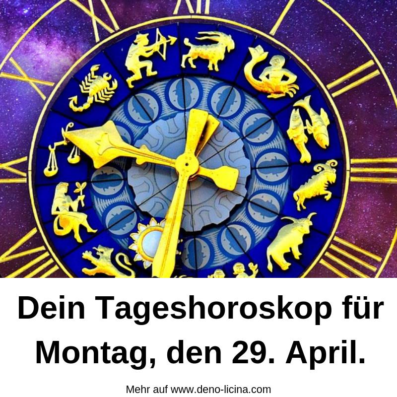 horoskop april löwe