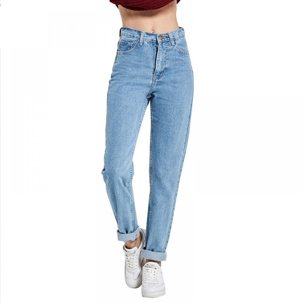 Online Shop High Waist Jeans Women Jeans Jeans Style