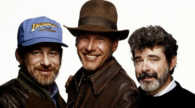 George Lucas Not Involved In Indiana Jones 5 Story Indiana Jones Harrison Ford George Lucas