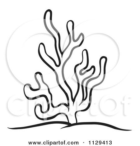 Royalty Free Rf Clipart Of Ocean Corals Illustrations Vector