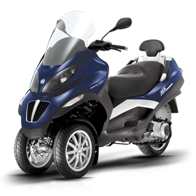 Mp3 400   3 Wheel Scooter   400cc Scooter   Piaggio Scooters