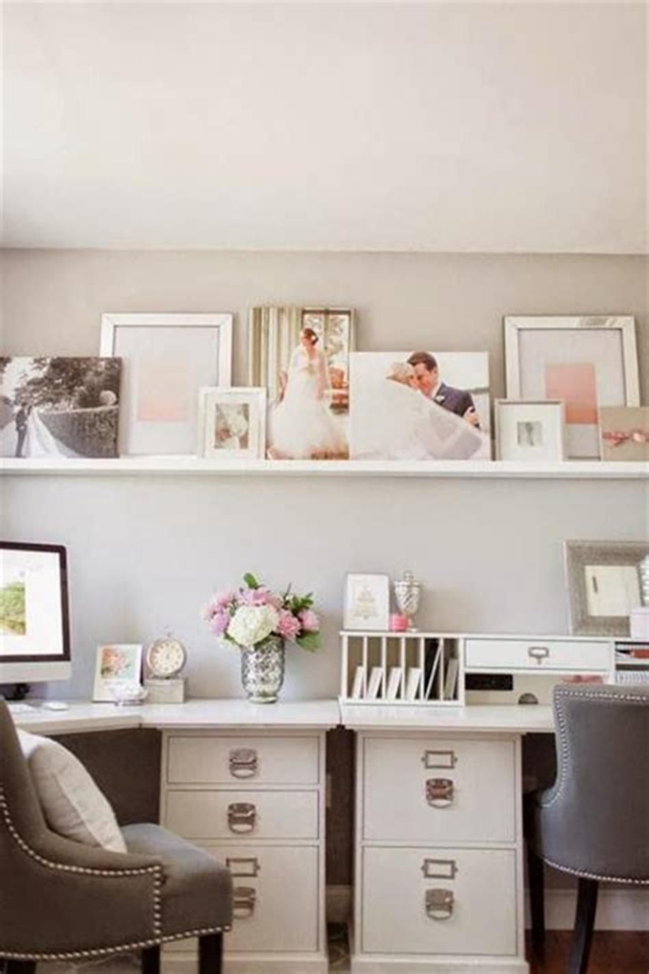 ✔ 48 Best Small Home Office Design and Decorating Ideas