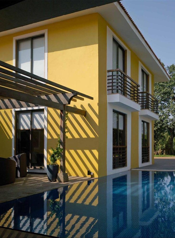 Colour Combination for House Exterior Painting: 8 Ideas ...