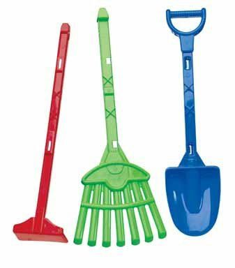 3 Piece Toy Garden Tools By Wisconsin 8 00 3 Piece Garden Tools