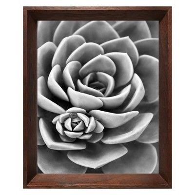 8 X 10 Wood Table Frame Walnut Threshold In 2020 Table Frame Wood Photo Frame Picture On Wood