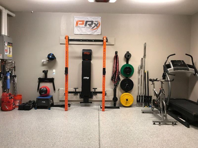 Fresh Floor Fresh Home Gym Fitting Fitness Into Life Home Gym Design Home Gyms Ideas Basement Home Gym Organization Ideas