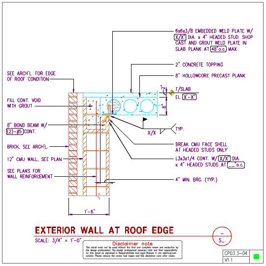 Hollow Core Slab Flooring Details Google Search