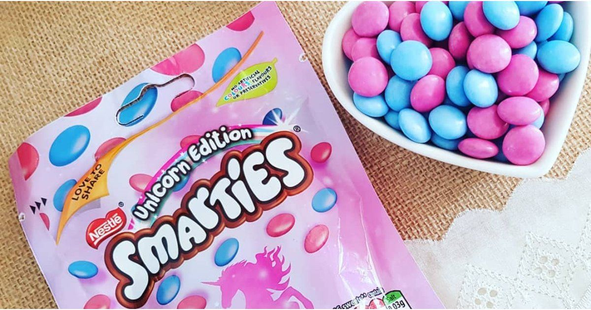 These Unicorn Smarties Only Cost 1 So Yep I Ll Take 10