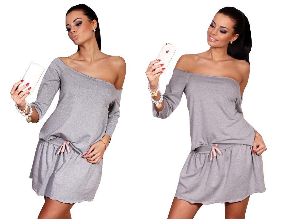 Modny Dresowy Komplet Bluzka Spodniczka 2w1 P802 5397491565 Oficjalne Archiwum Allegro Fashion Dresses Mini Dress