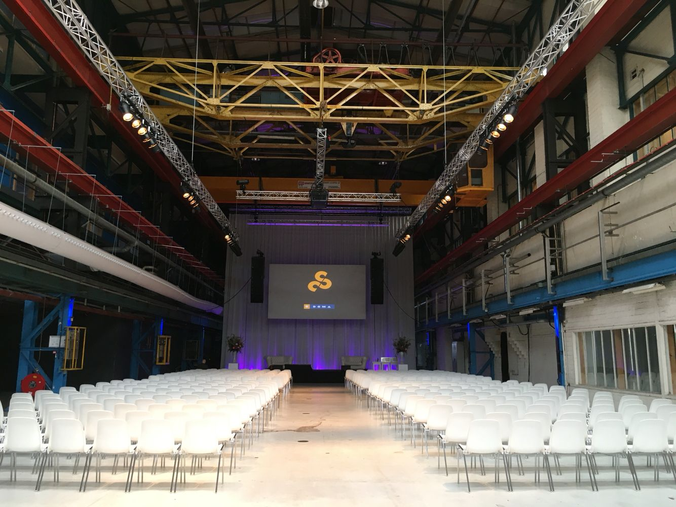 Gedempte Houthal Amsterdam | DDMA E-mail Summit 2016 | 450p | #dagvoorzitter #event #lokatie
