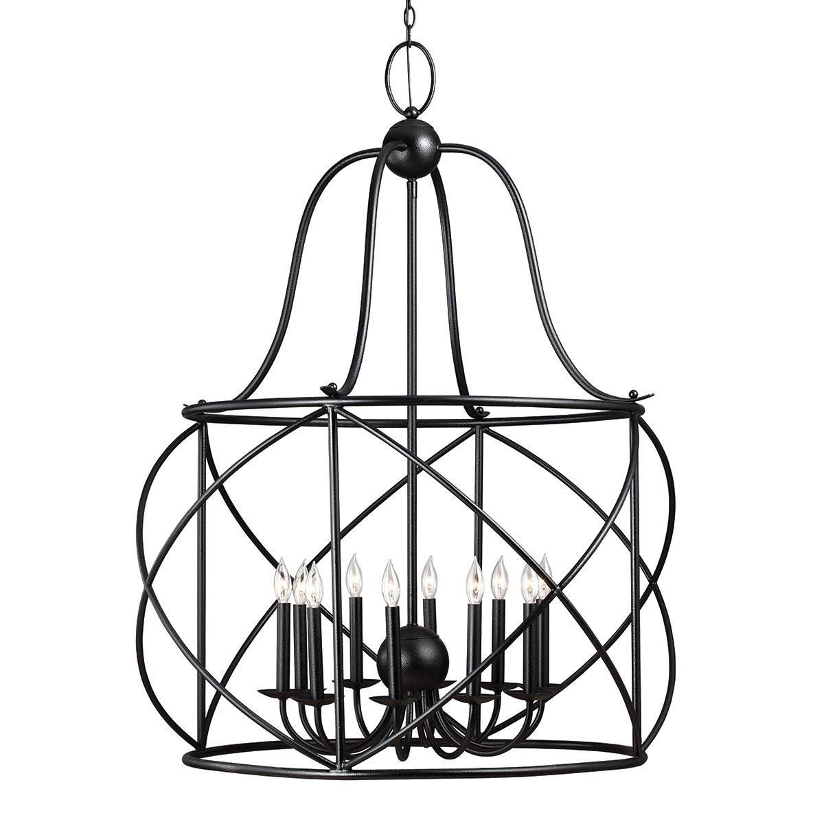 Turbinio Lantern Open Box Foyer Pendant Lighting Lantern