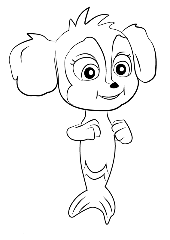 Paw Patrol Rocky Skye And Zuma Coloring Page Free Coloring Pages Online Paw Patrol Coloring Cartoon Coloring Pages Dog Coloring Page
