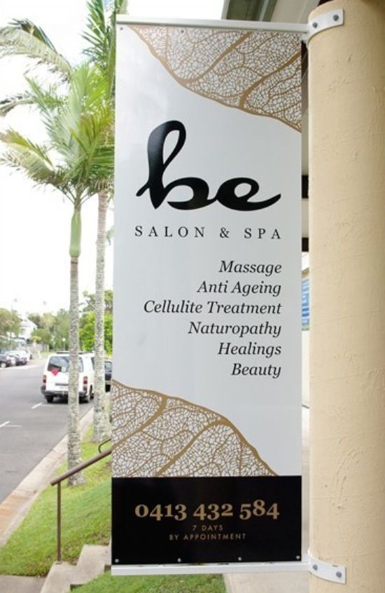 Signage Design Spa Logo Design Spa Logo Spa Design