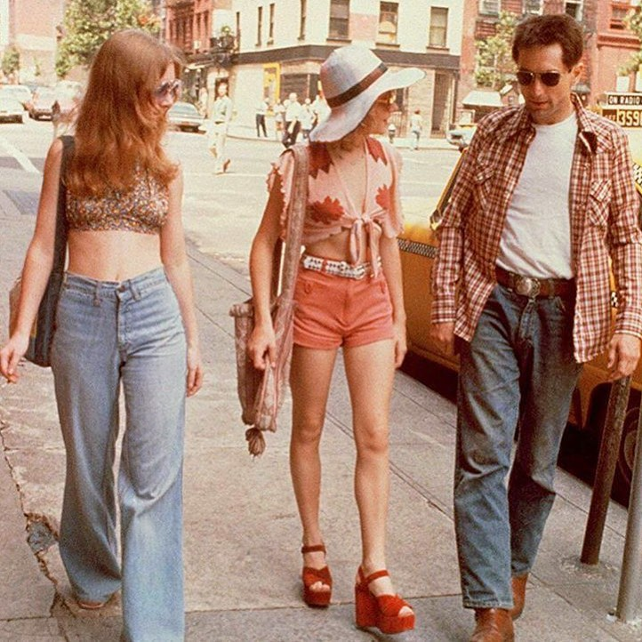 Taxi Driver Film Movies Vintage Style Streetstyle Aesthetic Summer Selfie Pretty Vsco Fashion Tikt 70s Summer Fashion 1970 S Fashion Summer Fashion