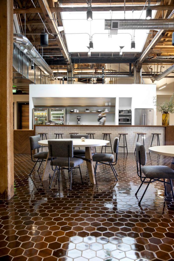 Office Tour Github San Francisco Headquarters Architect
